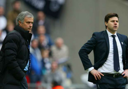 "Hết Wenger, Mourinho lại ""cà khịa"" Pochettino - 1"