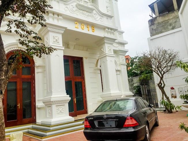 """Nữ đại gia Phú Thọ """"chơi ngông"""" với biệt thự trăm tỷ - 4"""