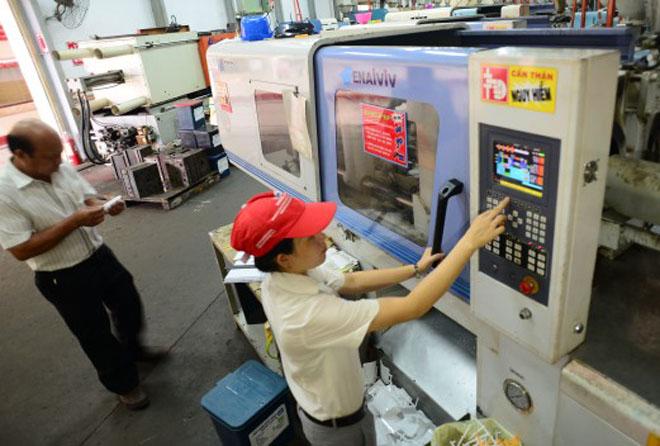 Đi xem doanh nghiệp Trung Quốc bán máy - 1