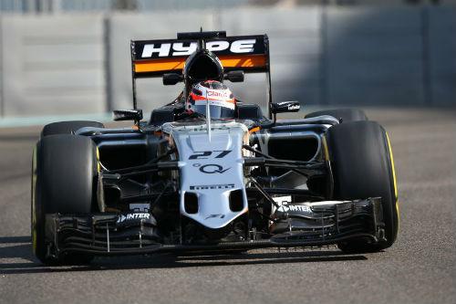 Chạy thử Abu Dhabi GP: Nội chiến Mercedes - 2