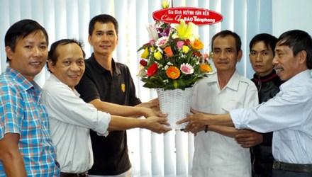 Ông Huỳnh Văn Nén chính thức được tự do - 1