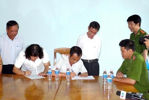 Ông Huỳnh Văn Nén chính thức được tự do - 3