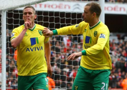 Norwich – Arsenal: Nỗi ám ảnh của Wenger - 2