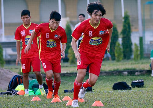 """U21 HAGL tìm được """"bí kíp"""" hạ U19 Hàn Quốc - 2"""