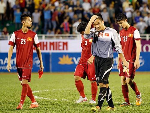 U21 Việt Nam: Điểm cộng từ những trận đấu cống hiến - 1