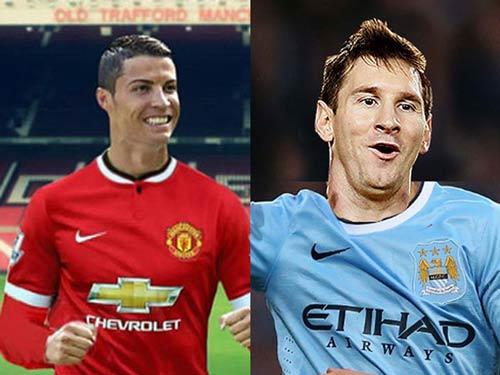 CR7 đấu Messi derby Manchester không phải viễn tưởng - 2