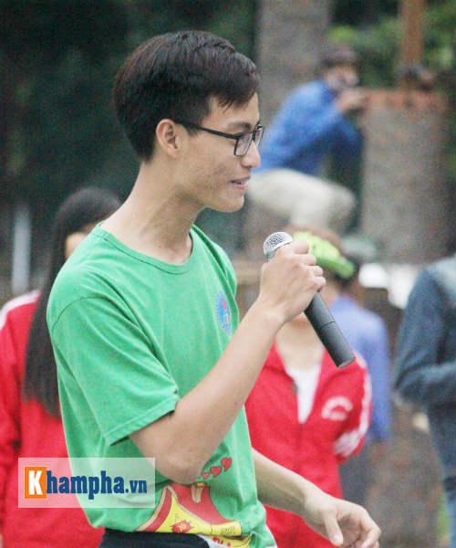 """Hot girl MU Tú Linh, hoa khôi bóng đá """"Chạy vì trái tim"""" - 12"""
