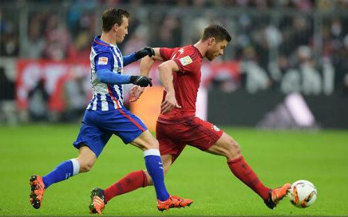 Bayern - Hertha Berlin: Giải quyết nhanh gọn - 1