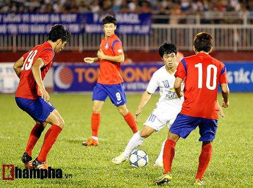 U21 HAGL – U19 Hàn Quốc: Mơ về thiên đường thứ hai - 1