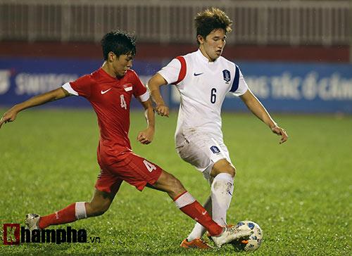 U21 HAGL – U19 Hàn Quốc: Mơ về thiên đường thứ hai - 2