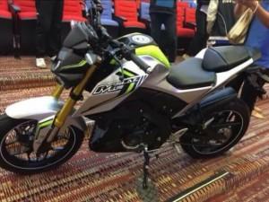 Ô tô - Xe máy - Yamaha M-Slaz rục rịch ra mắt giá 53 triệu đồng