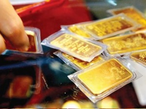 Tài chính - Bất động sản - Nhà đầu tư còn bán tháo, vàng tuần tới còn giảm mạnh!