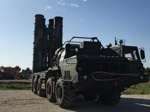 Tên lửa S-400 Nga đến Syria, Mỹ ngừng không kích IS