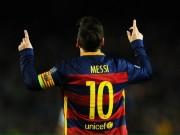 Bóng đá - Chi tiết Barca - Sociedad: Messi góp vui (KT)