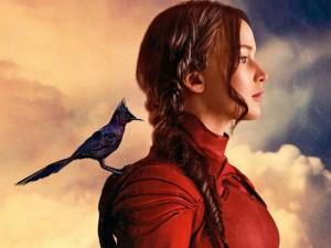 """""""Đả nữ Hunger Games"""" khoe giọng hát đầy cảm xúc"""