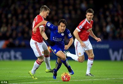 Chi tiết Leicester - MU: Thành quả xứng đáng (KT) - 3