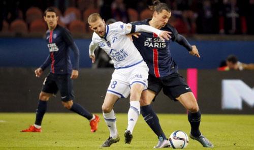 """PSG - Troyes: Sức mạnh """"hủy diệt"""" - 1"""
