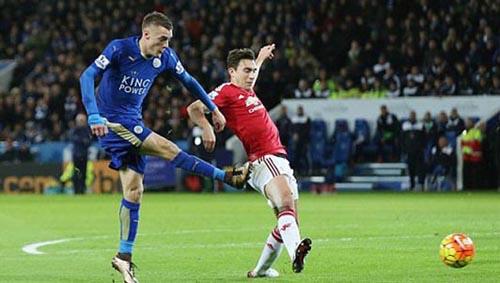 Video MU vs Leicester City - 1