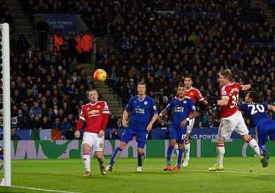 Chi tiết Leicester - MU: Thành quả xứng đáng (KT) - 5