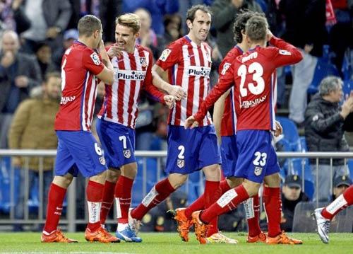 Atletico - Espanyol: Đòn phủ đầu - 3