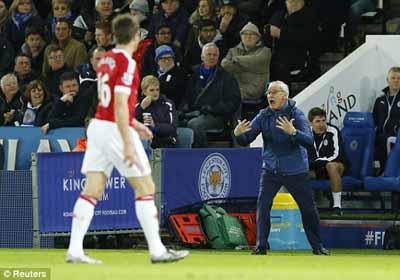 Chi tiết Leicester - MU: Thành quả xứng đáng (KT) - 7