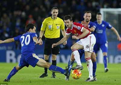 Chi tiết Leicester - MU: Thành quả xứng đáng (KT) - 6