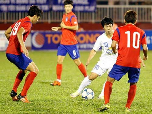 U21 HAGL - U19 Hàn Quốc so tài: Ai sẽ lên đỉnh giải U21? - 1