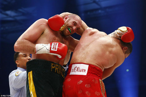 Wladimir Klitschko - Fury: Cơn địa chấn - 2