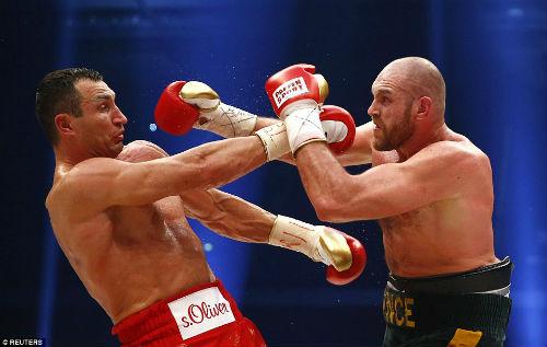 Wladimir Klitschko - Fury: Cơn địa chấn - 3