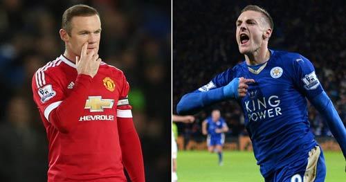 Chuyện Rooney - Vardy: Người lên hương kẻ xuống dốc - 1