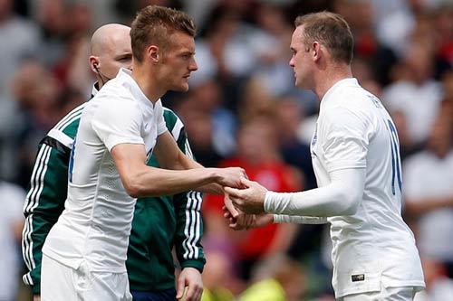 Chuyện Rooney - Vardy: Người lên hương kẻ xuống dốc - 2