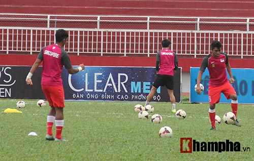 Chi tiết U21 VN - U21 Singapore: Sức ép nặng nề (KT) - 9