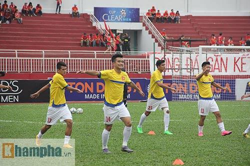 Chi tiết U21 VN - U21 Singapore: Sức ép nặng nề (KT) - 10