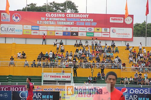Chi tiết U21 HAGL - U19 Hàn Quốc: Chào mừng Nhà vua (KT) - 12