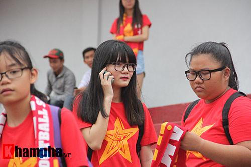 Chi tiết U21 HAGL - U19 Hàn Quốc: Chào mừng Nhà vua (KT) - 14
