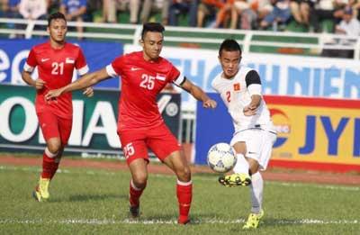 Chi tiết U21 VN - U21 Singapore: Sức ép nặng nề (KT) - 3