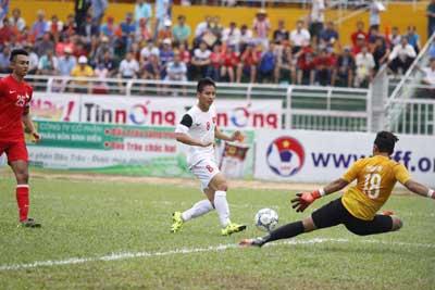Chi tiết U21 VN - U21 Singapore: Sức ép nặng nề (KT) - 4