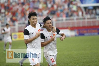 Chi tiết U21 VN - U21 Singapore: Sức ép nặng nề (KT) - 5