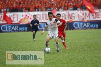 Chi tiết U21 VN - U21 Singapore: Sức ép nặng nề (KT) - 7