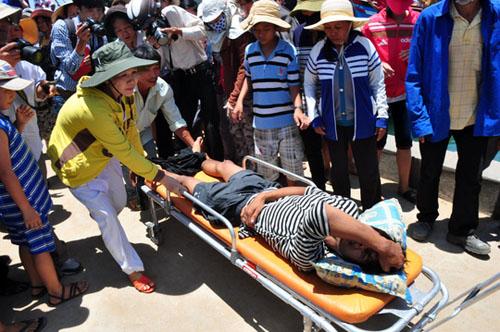 Một ngư dân bị bắn chết ở Trường Sa - 1