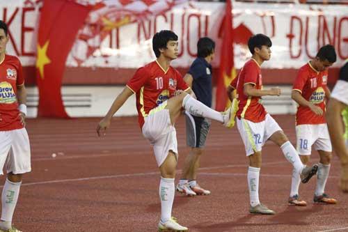 Chi tiết U21 HAGL - U19 Hàn Quốc: Chào mừng Nhà vua (KT) - 10