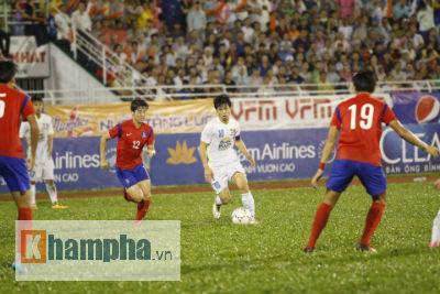Chi tiết U21 HAGL - U19 Hàn Quốc: Chào mừng Nhà vua (KT) - 6