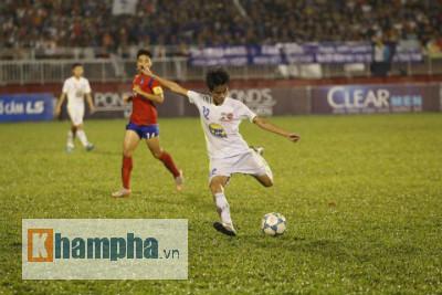 Chi tiết U21 HAGL - U19 Hàn Quốc: Chào mừng Nhà vua (KT) - 7