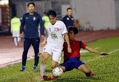 Công Phượng rực sáng, fan mở hội lớn ở U21 Clear Men Cup - 6