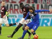Video bàn thắng - AC Milan - Sampdoria: Dấu ấn sao trẻ