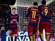 Bóng đá - Enrique: M-S-N chỉ thực sự hạnh phúc nếu cùng ghi bàn
