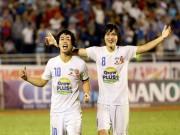 Bóng đá - U21 HAGL - U19 Hàn Quốc so tài: Ai sẽ lên đỉnh giải U21?