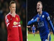 Bóng đá - Chuyện Rooney - Vardy: Người lên hương kẻ xuống dốc