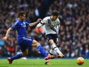 Tottenham – Chelsea: Thước ngắm chưa chuẩn (H1)