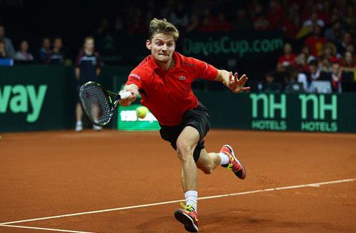 """Murray """"lên đồng"""", ĐT Anh vô địch Davis Cup - 2"""